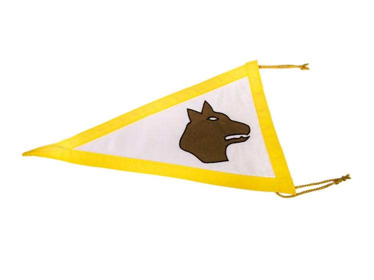 Bandeirola Bando Castanho