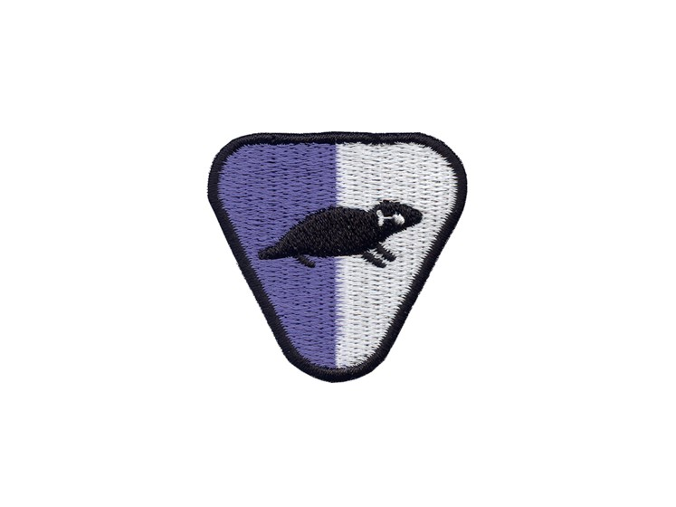 Distintivo Patrulha Texugo