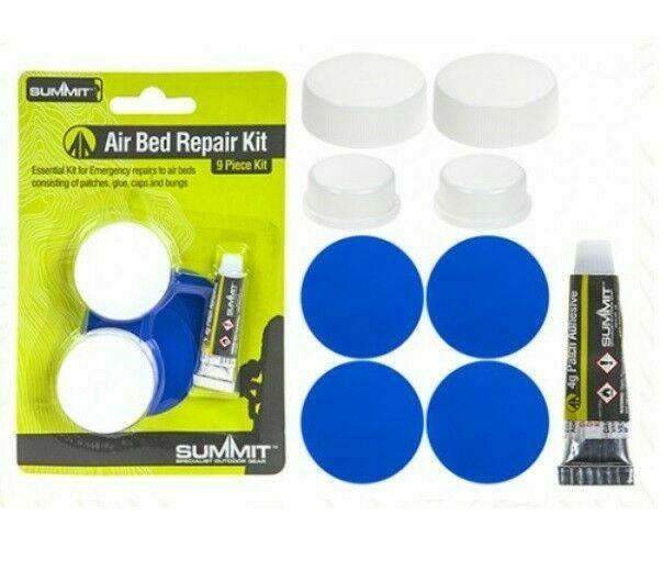 Kit de reparação para colchões de ar