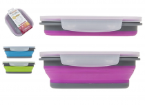 Lunch Box Colapsável | 3 Cores
