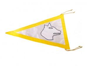 Bandeirola Bando Branco