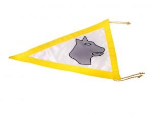 Bandeirola Bando Cinzento