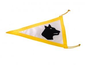 Bandeirola Bando Preto