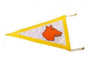 Bandeirola Bando Ruivo