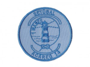 """Distintivo """"ACAREG 2014"""" (Área do Porto de Abrigo)"""