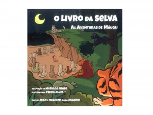 O Livro da Selva - As Aventuras De Máugli