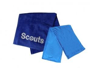 Toalha de Praia Scouts + Écharpe  Antimosquito