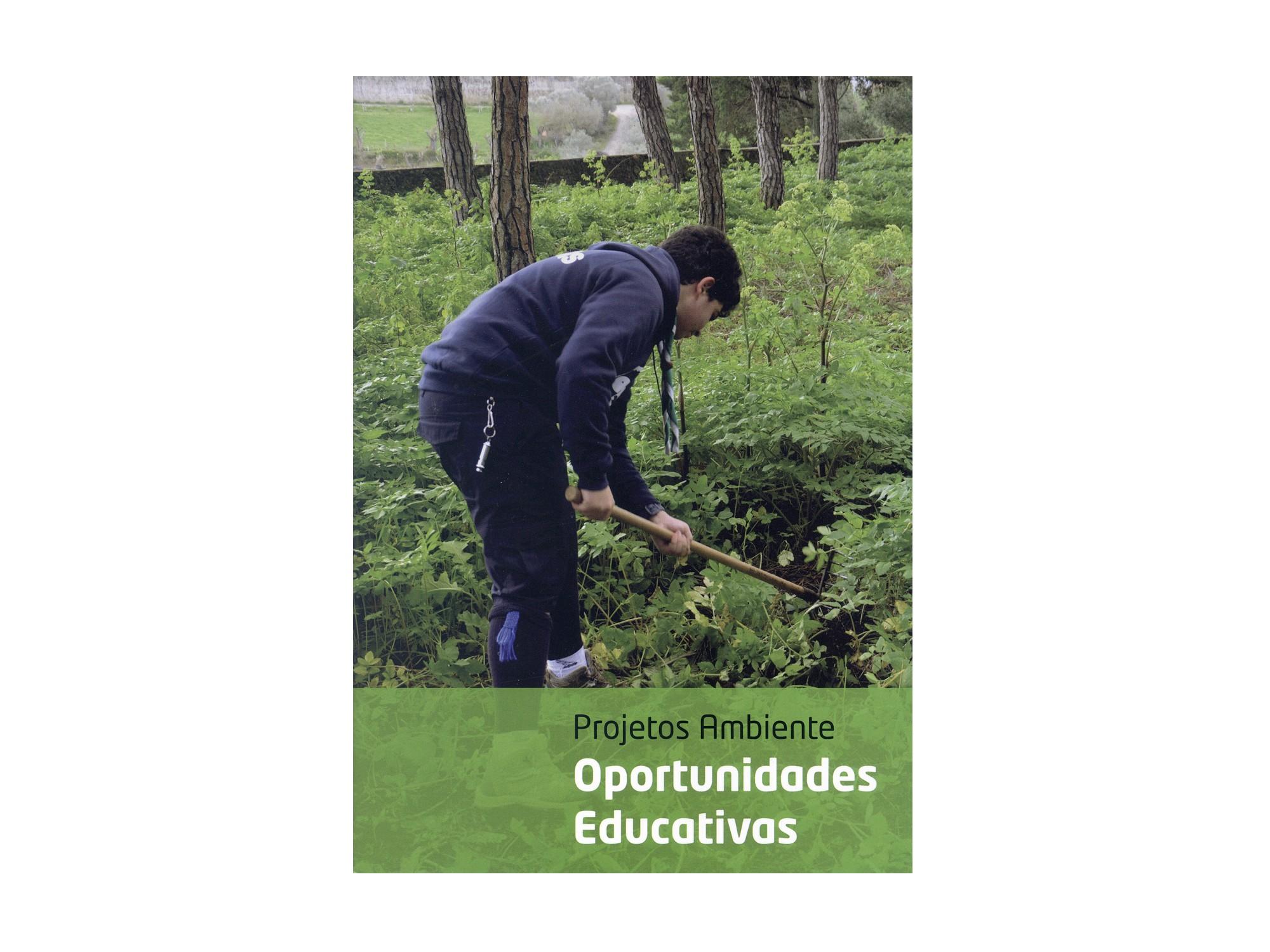 Projetos de Ambiente - Oportunidades Educativas