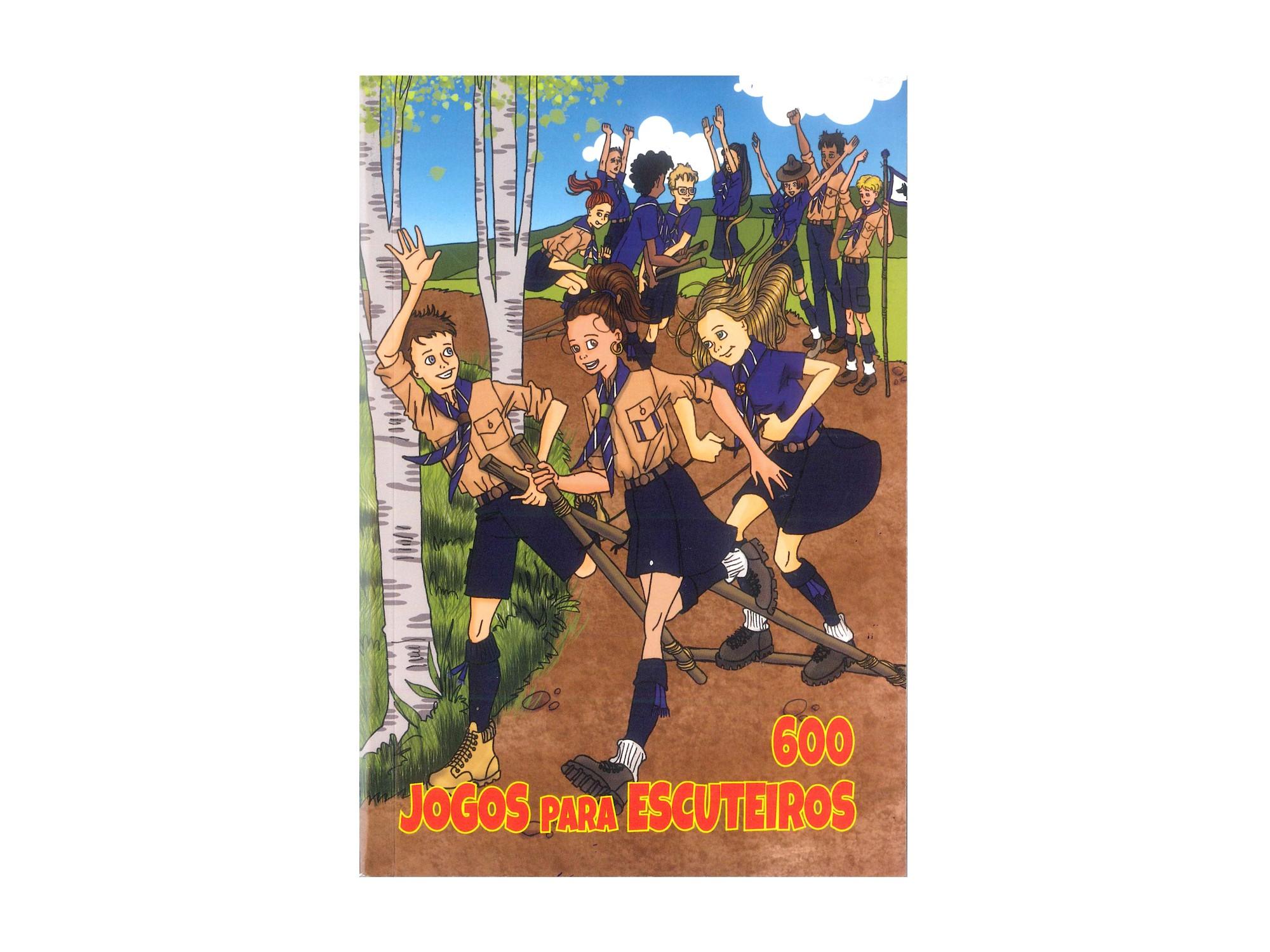 600 Jogos para Escuteiros