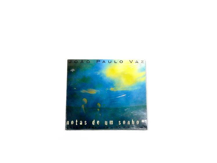 Cd Notas de um Sonho - Pe. João Paulo Vaz