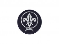 Distintivo Mundial bordado pequeno