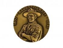 Medalha BP P/ Gravação