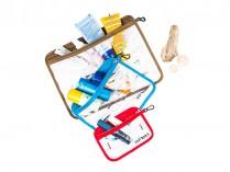 Necessaire - Zip Flight Bag Set