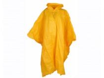 Poncho Amarelo de adulto
