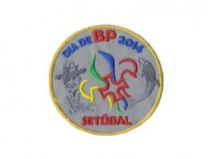 """Distintivo """"Dia de BP em Setúbal 2014"""""""